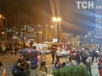 В Киеве эвакуировали вокзал, больницу и ТРЦ - полиция
