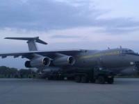 Эвакуация из Непала: Ил-76 с украинцами вылетел из Дели в Баку