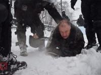 Нехорошая картинка: Аваков прокомментировал разгон палаточного городка