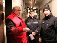 В Киеве проверяют подземные укрытия