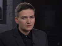 Здоровье Надежды Савченко серьезно пошатнулось