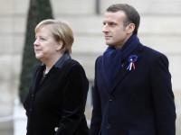 Меркель и Макрон осудили