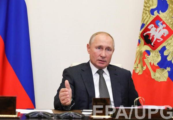 Путин высказался по конфликту