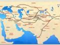 Украина предложила пустить поезд по маршруту Великого шелкового пути