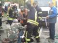 В Киеве авария на Новодарницком коллекторе, есть пострадавшие