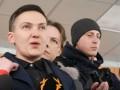 Савченко: Я дала показания против Порошенко в Европе
