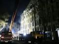 Пожар в Одессе: спасатели обнаружили тело женщины