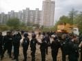 Борьба за озеро на Позняках: конфликт снова обострился
