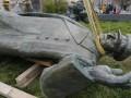 В Праге на месте памятника Коневу появился унитаз