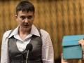 На заседании ПАСЕ Савченко поспорила с российским журналистом