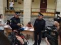 День в фото: Москаль-полицейский, Крестный ход в Киеве и ДТП с главой КСУ