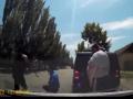 Запомните Азов: Появилось видео с Мосийчуком, ставящего ГАИшников на колени