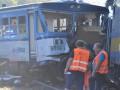 В Чехии столкнулись поезда: 20 пострадавших