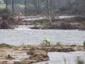 В Шотландии река вышла из берегов, жителей эвакуируют