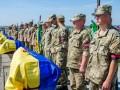 В Днепропетровске похоронили 16 неопознанных героев АТО