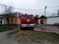 В Очакове устроили поджог школы
