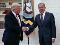 Они нас обманули - Белый дом о фото Лаврова и Трампа