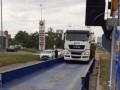 В Киеве перегруз фуры обошелся перевозчику в 6500 евро