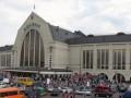 В Киеве «заминировали» железнодорожный вокзал