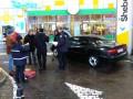 В Киеве задержали банду налетчиков на АЗС