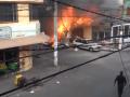 В столице Колумбии разбился самолет, есть жертвы