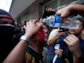 До трех человек возросло число погибших в акциях в Венесуэле