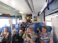 Пассажиры поезда Одесса-Киев ехали стоя - СМИ