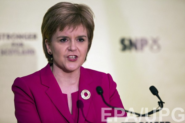 По словам премьера, Шотландия должна иметь право на проведение нового референдума о независимости