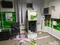 Мошенники в Николаеве взорвали банкомат и похитили крупную сумму
