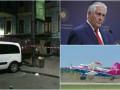 Итоги 11 апреля: взрыв в Киеве, ультиматум по Сирии и рекорд украинского самолета