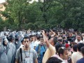 В Ереване возобновилась акция протеста: онлайн-трансляция