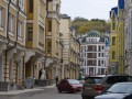 В историческом центре Киева произошел оползень