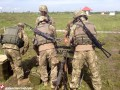 Снайперы провели учения на полигоне в Житомирской области
