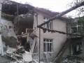 Детский дом «Тополек» в Славянске наполовину разрушен (фото)