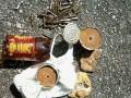 В Запорожье и на Донетчине СБУ нашла тайники с боеприпасами