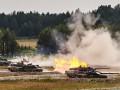 Украина заняла восьмое место в танковых соревнованиях НАТО