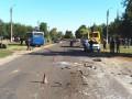 В Одессе столкнулись две маршрутки: 19 пострадавших