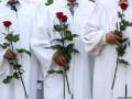 Массовое крещение баптистов провели в Киеве
