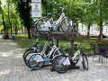 В Киеве откроют 27 пунктов велопроката за 4 гривны