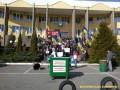 Палатки, шины и бочки: на волынской таможне протестуют актвисты