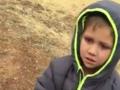 Радость ребенка от встречи с потерявшимся псом растрогала до слез