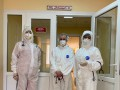 В Александровской больнице рассказали о состоянии инфицированных