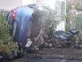 В Киеве пьяный водитель насмерть сбил женщину и уснул в кустах