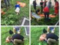 Под Киевом 4-летний малыш выпал из окна 4 этажа, пока его пьяная мать спала
