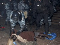 Янукович прокомментировал действия Беркута 30 ноября 2013 года