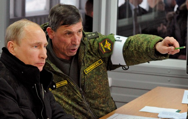 В России просят Путина ввести войска в Вологодскую область для защиты русскоязычных граждан