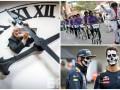 День в фото: велосипедисты Лас-Вегаса, гонщики в Мексике и часовщик Будапешта