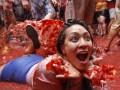 По самые помидоры: В Испании прошел фестиваль Томатино (ФОТО, ВИДЕО)