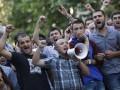 В центре Тбилиси проходит митинг оппозиции