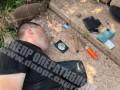 Полицейский и депутат в Кривом Роге выбивали